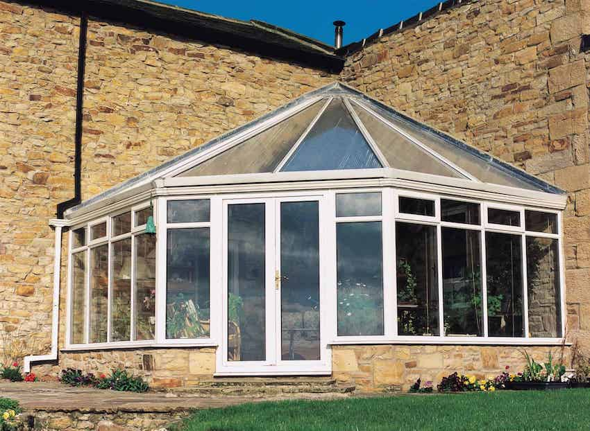 victorian conservatory select products conservatories. Black Bedroom Furniture Sets. Home Design Ideas