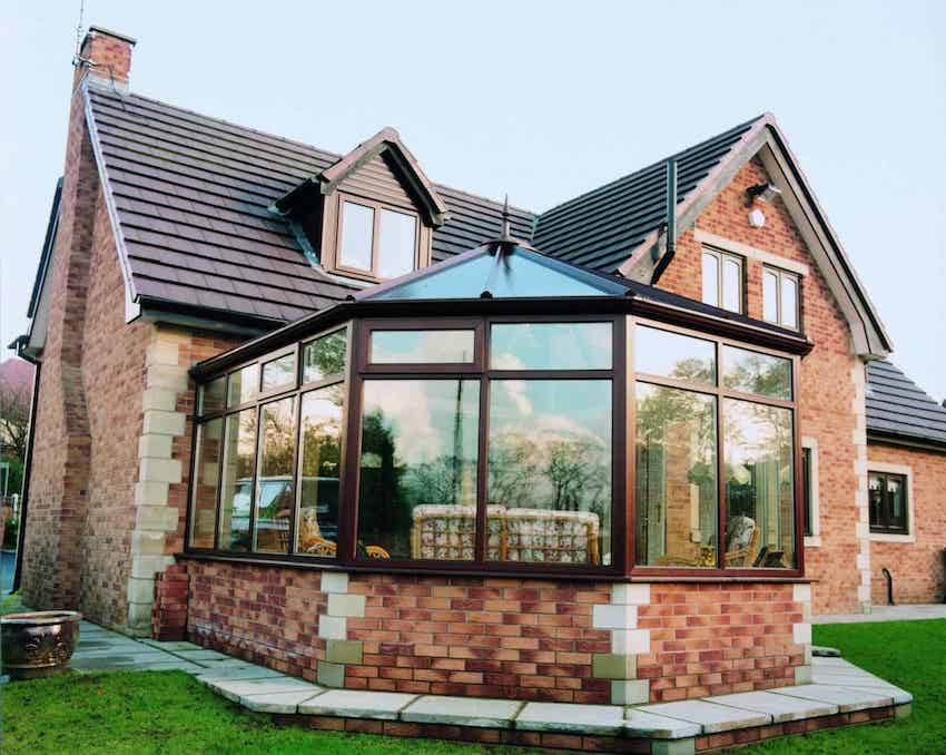 Victorian conservatory select products conservatories for Victorian sunroom