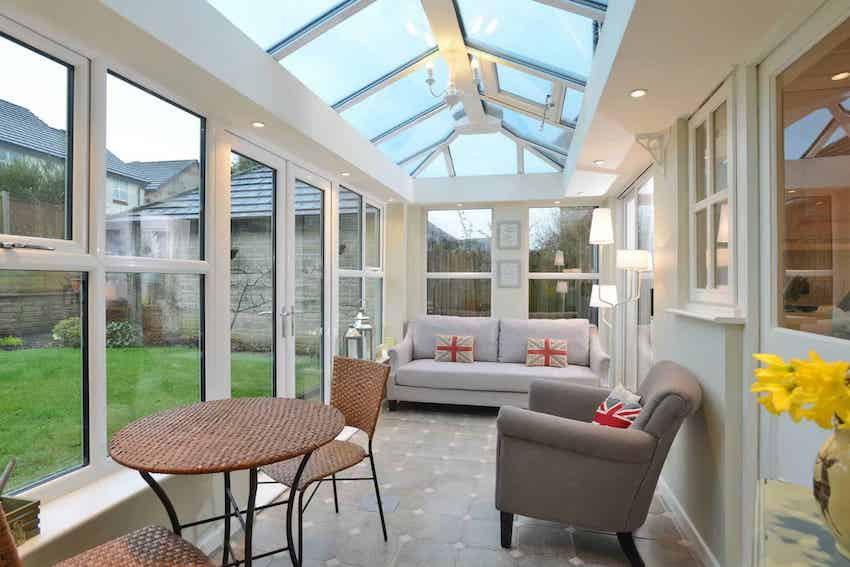 Replacement Conservatory Roof Prices Leeds
