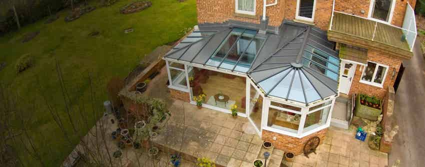 P-Shaped Conservatory Baildon