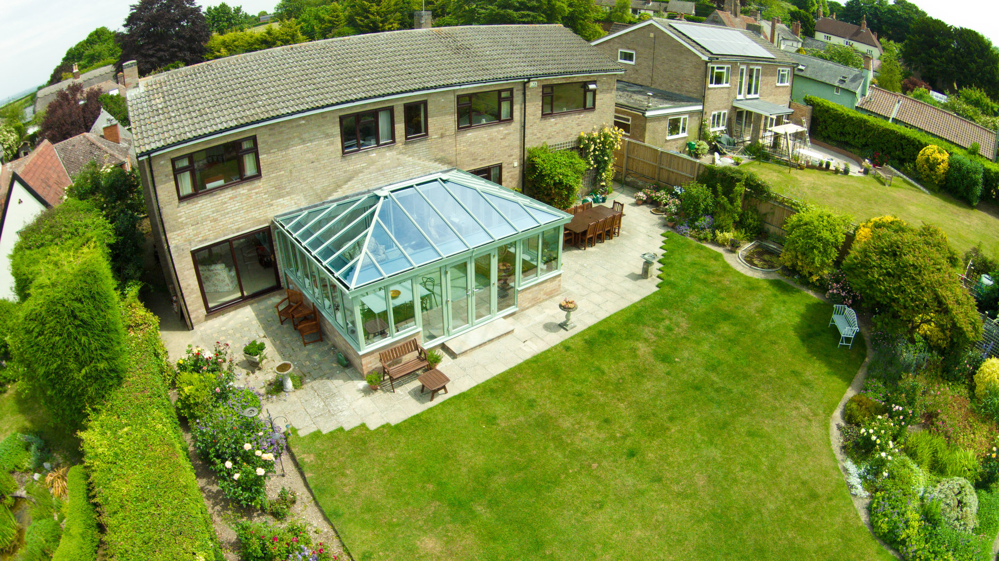 Replacement Conservatory Roofs Leeds