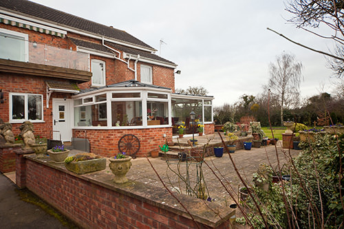 P Shaped Conservatories Leeds