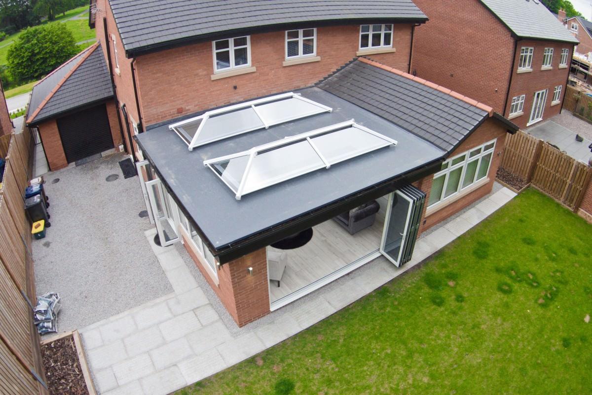 ultrasky lantern roof
