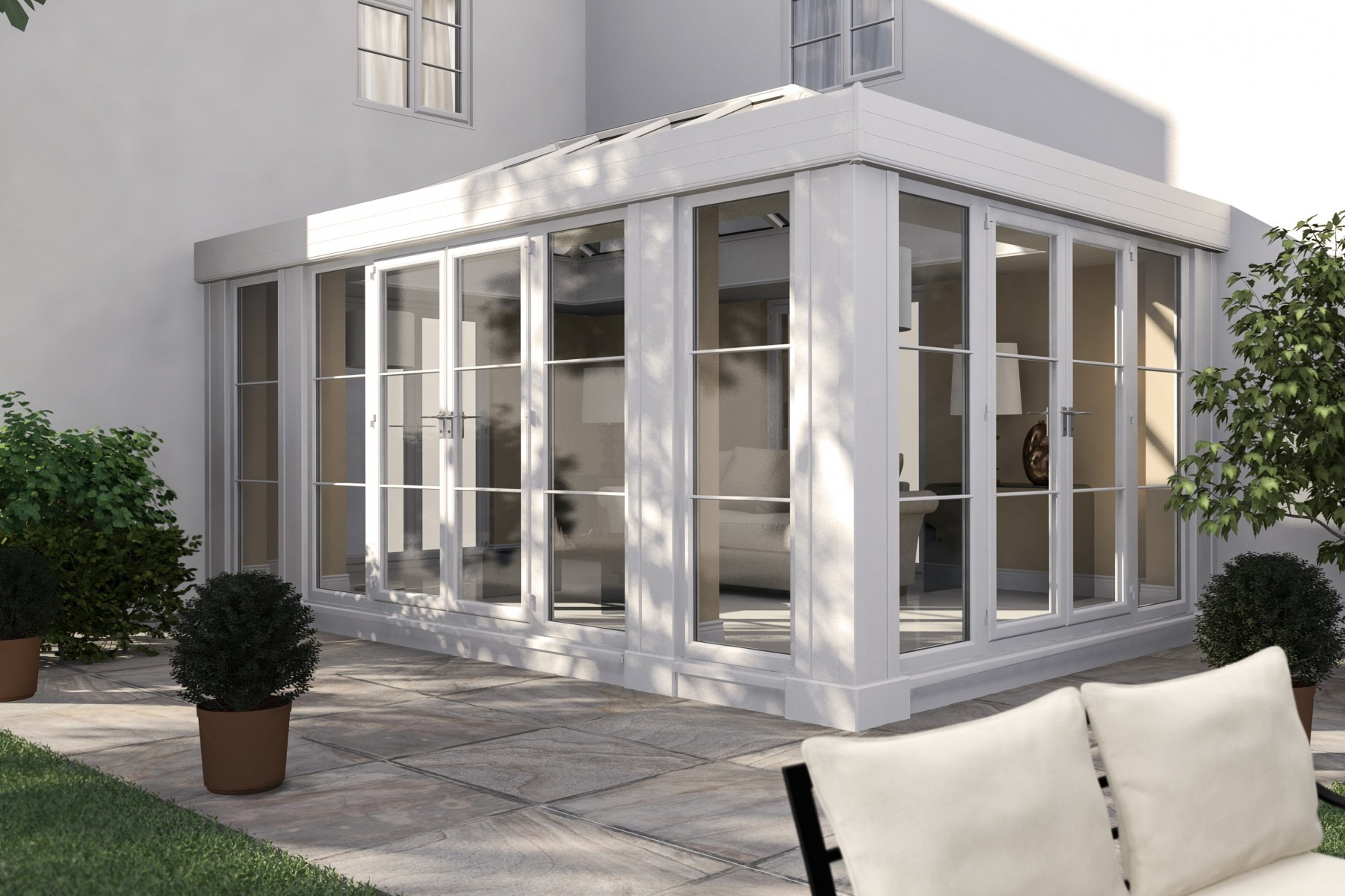 orangery prices adel