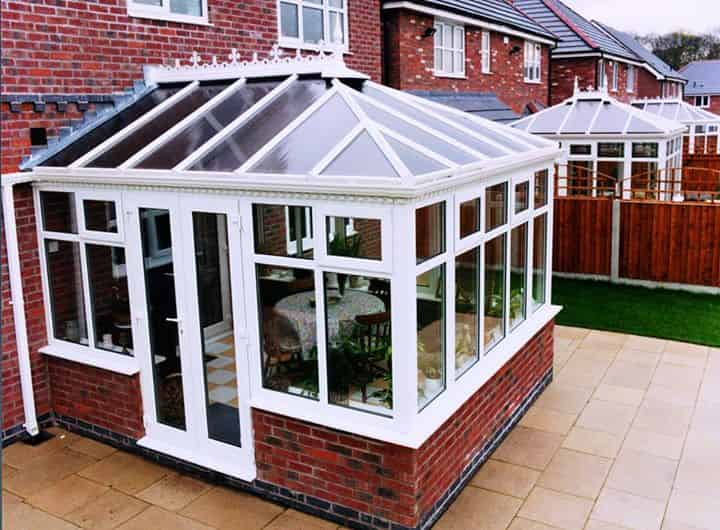 edwardian conservatories prices